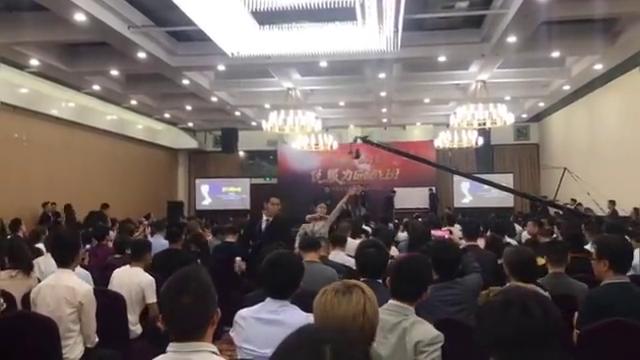 杨涛鸣 陈安之 卢盼盼 说服力总裁班