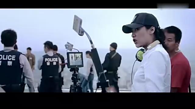 电影《绑架者》徐静蕾特辑:动作片比爱情片难拍