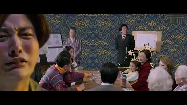 甜馨客串贾乃亮的电影,一家三口齐上阵,父女同台飙演技