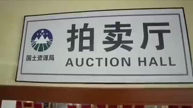 价值十多亿的土地,拍卖师敲错了锤,台下所有人疯狂了