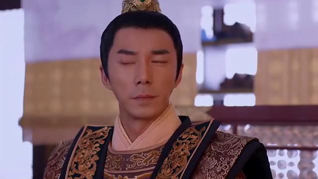 韦大人直言候将军又老又没用,候将军气愤难平,皇上忙安慰