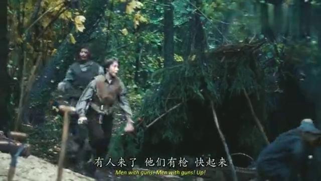 一部精彩的丛林游击战争电影,凶悍火力激烈交火,每一秒都精彩