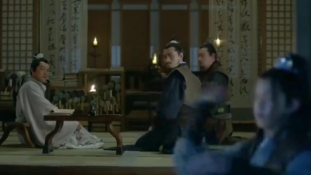 琅琊榜:蒙挚说靖王闷闷不乐,让梅长苏禀明身份,结果亮了