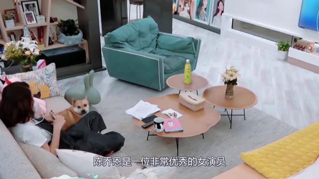 女儿们的恋爱2:陈乔恩谈感情,颖儿说到黄渤,态度让人有些意外