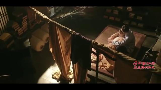 墨兰躺在梁晗怀里撒娇,让他找吴大娘子提亲