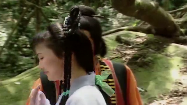 新白娘子传奇:小青和茅山道士大战了起来,白素贞带大家解完了毒