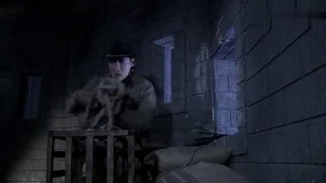 燕双鹰潜入敌营,沈七七感受到了杀气,知道他来了