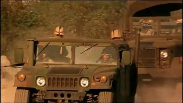 现代战争片:美军深入伊拉克,遭敌军追随围攻