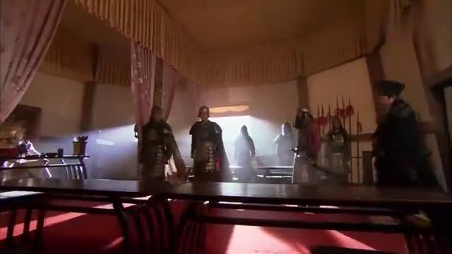 征西平乱战斗终于结束,唐军凯旋,高宗皇帝对众将领一一封赏