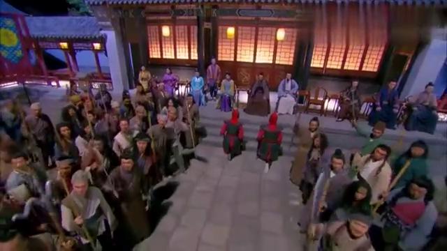神雕侠侣:原来蒙古的千人队,是他们一伙干掉的,真相大白了!