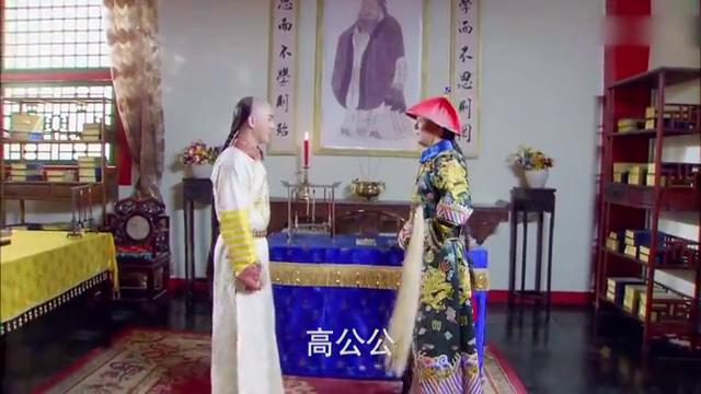 钱塘传奇:西洋画师喊皇上模特,高公公直呼大胆,竟给皇上起外号