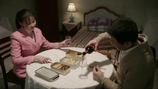 姥姥的饺子馆-好甜!方亚军邱健浪漫烛光晚餐