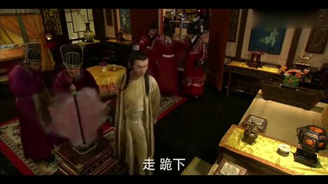 明珠游龙:小宫女偷东西摔伤,皇上心疼!