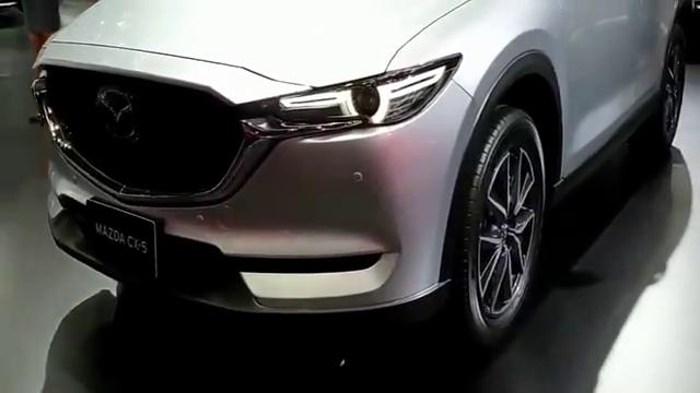 视频:操控领先的SUV新款马自达CX-5,2.0T配6AT售价优惠
