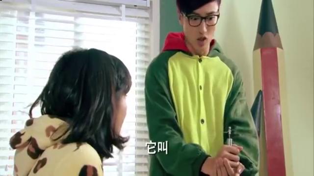 爱情公寓:关谷悠悠决心找出孩子的亲生父亲,结果酒吧遇见小龙人