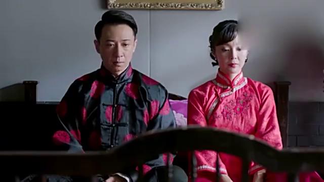 桃花依旧笑春风:耀祖和腊梅在廖宅结婚