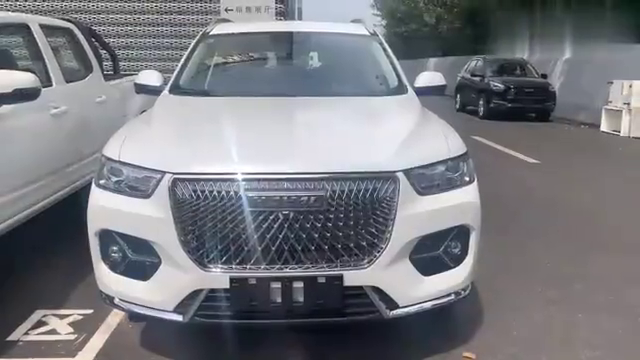 视频:今天给粉丝提了一台哈弗H6,落地价才11万左右,这车咋样?