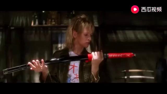 杀死比尔:女杀手找到服部半藏,自己的仇人正是服部半藏的徒弟