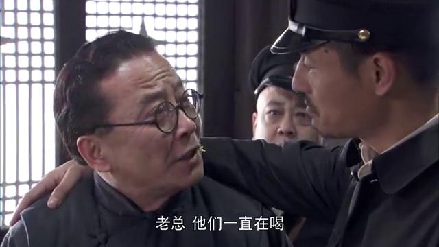 杀寇决:陆子峥等人,想要离开酒楼,却遭到警察队长的阻拦