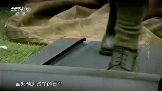 英军的防御阵地固若金汤,可日军竟出动了这件武器,让人意外!