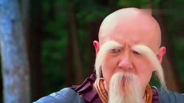追鱼传奇:红绫被张珍欺负想回水族,师傅亲自出现劝红绫留下来