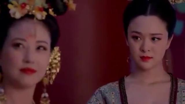 心机女盛装打扮见皇帝,却比不上宠妃的襦裙,一番苦心全白费了