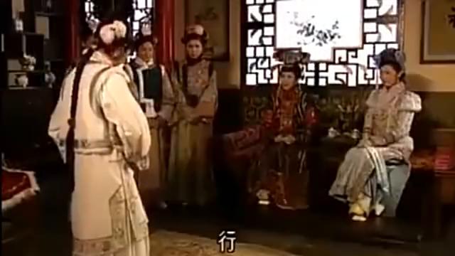 金枝欲孽:尔淳当皇后面邀玉莹共住,笑里藏刀的模样很渗人