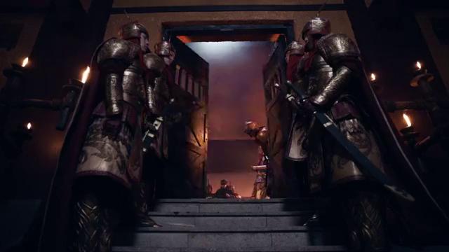 将夜:夏侯派人刺杀唐王女儿李渔,唐王大怒,夏王后为其求情