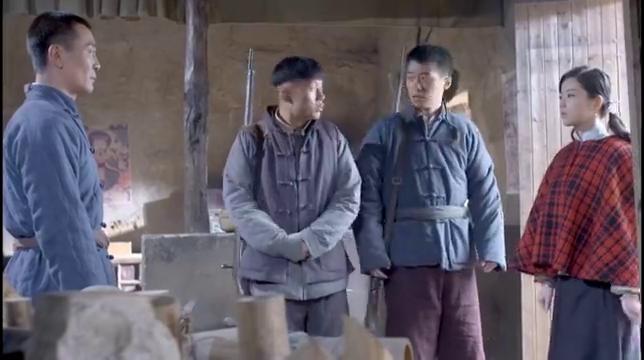 文叔要把晓棠嫁给行志远,晓棠哭着要和赵化龙私奔