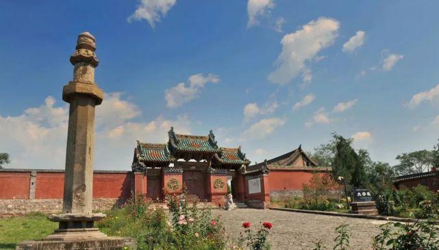 全国重点文物保护单位(山西篇):汾阳太符观