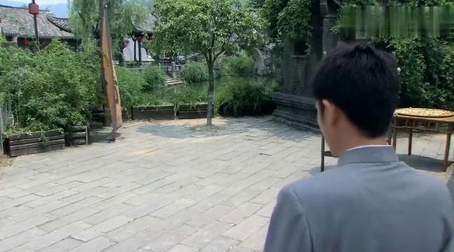 沈大庆来找靖石,他表示雁容是无辜的