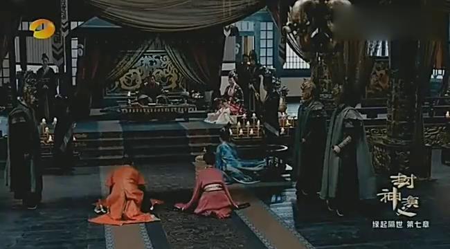 大快人心!韩尚宫帮姜王后诬陷苏妲己,瑞丽反咬一口拉她陪自己死
