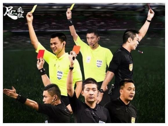 足协2021裁判名单,被质疑论文抄袭无说法的沈寅豪在列