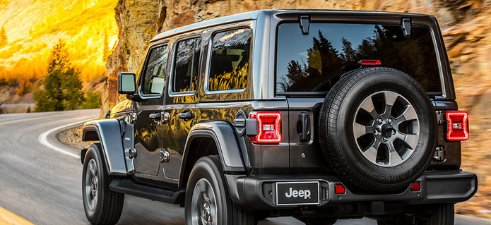 jeep牧马人经典越野硬汉车型,满足你的越野梦