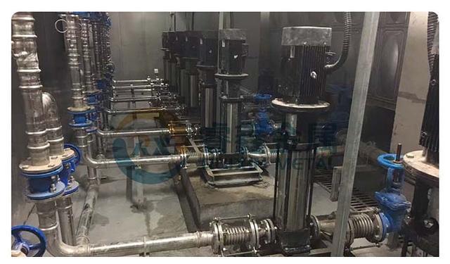 我们可以通过提高不锈钢水管壁厚,从而提高管的质量?