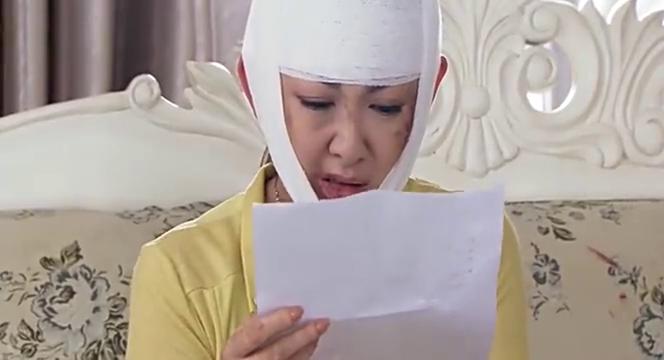 百万新娘:敏君看到绍华竟然要告嘉佑盗窃,敏君再也不会原谅绍华