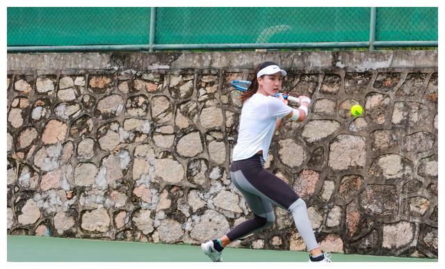 专访福田网球小花王欣瑜:超级联赛是全民参与的体育庆典