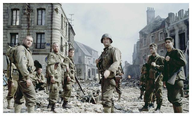 《拯救大兵瑞恩》美军8人小分队6人阵亡,3人被同一名德军打死
