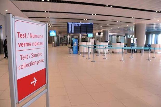 伊斯坦布尔机场可进行COVID-19核酸检测!日均可测40000次