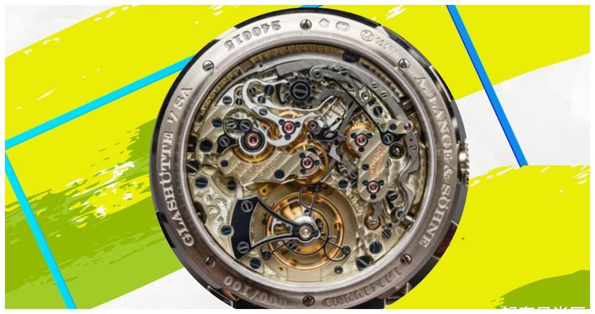 为何入门腕表与顶级腕表价格差那么远?其实只差一个机芯打磨!