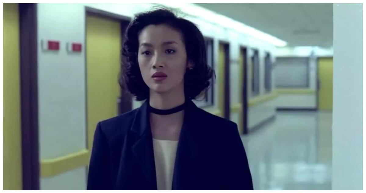 神秘的吴倩莲,退出娱乐圈没了踪迹,这些年消失去哪儿了