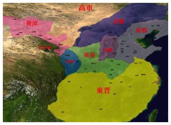 后燕西燕争天下,4点原因,一战被斩8000级而亡国