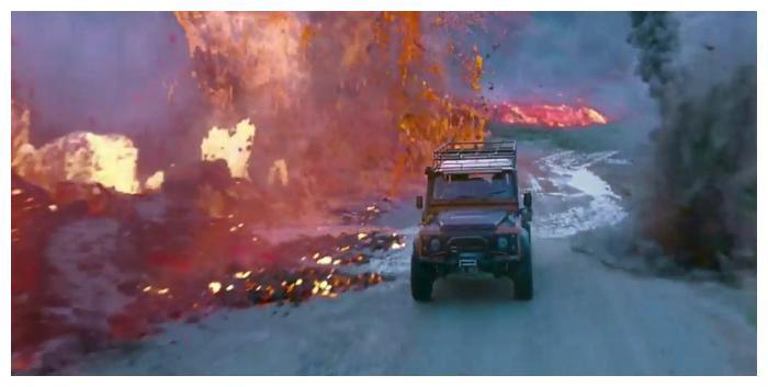 由昆凌主演的灾难电影《天火》上线,还原火山喷发,画面感十足