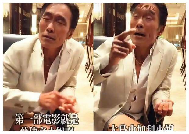 56岁郑浩南晒近况,面容显老肌肉雄厚,罕见提到前妻大岛由加利
