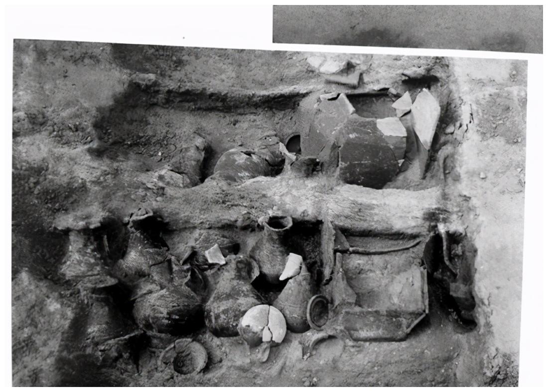 为何高庄汉墓陪葬坑陪葬品十分丰厚,大墓却被焚之一炬?