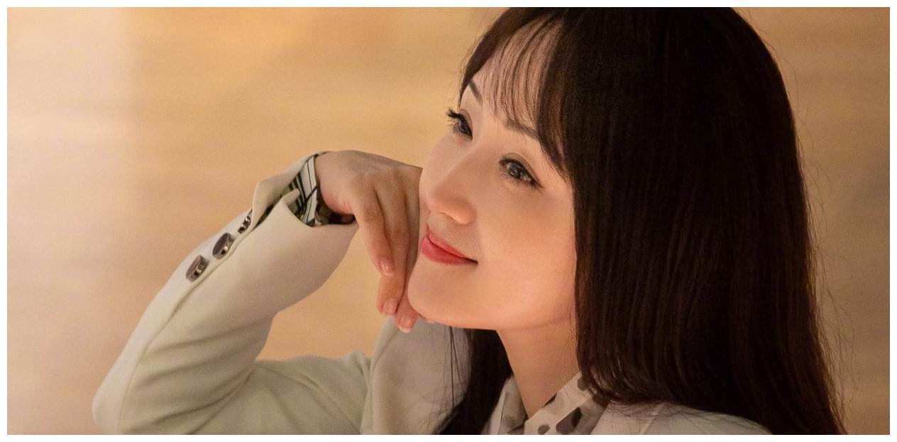 """杨钰莹上央视,工作人员被其美貌""""吓到了"""",没见过这么美的人"""