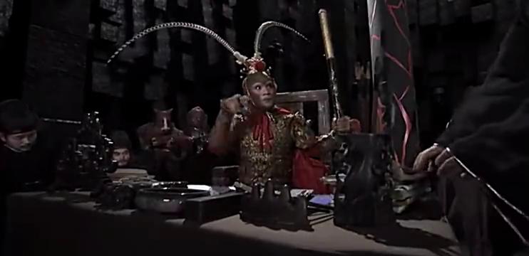 太帅气了!孙悟空大闹阎罗殿划去生死簿,猴族全部长生不死