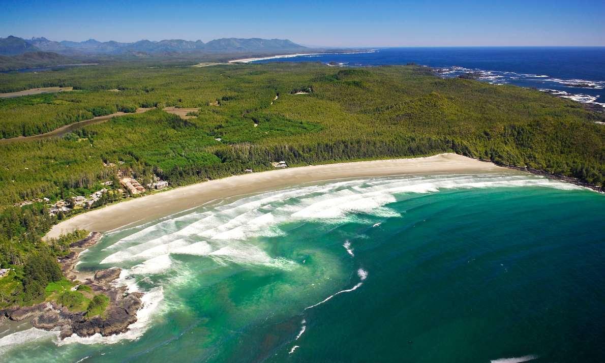 云旅游:加拿大的这些地方感觉几乎是热带的,一起看看吧!