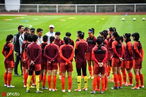 中国女足开始苏州集训,王霜有望近期回归队伍