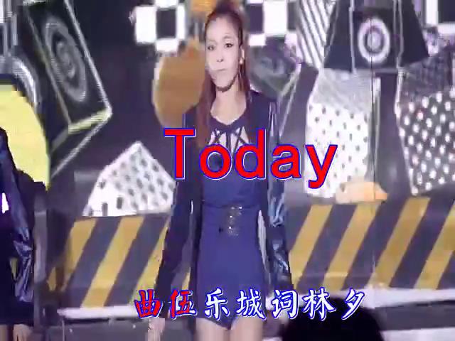 关心妍&谢安琪&王菀之《Today》,很棒的声音,耳畔萦绕